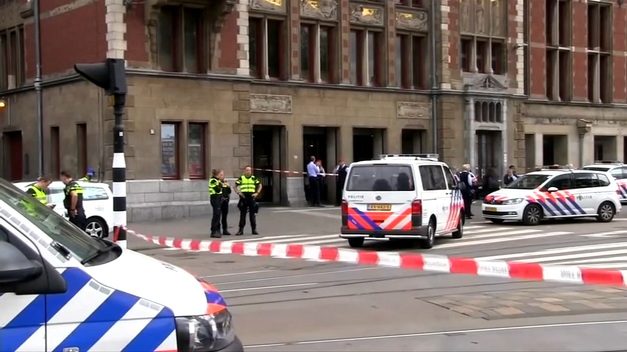 Amsterdam: Terrorist motive alleged in attack on Americans. Gray Hall reports during Action News at 6 a.m. on September 2, 2018.