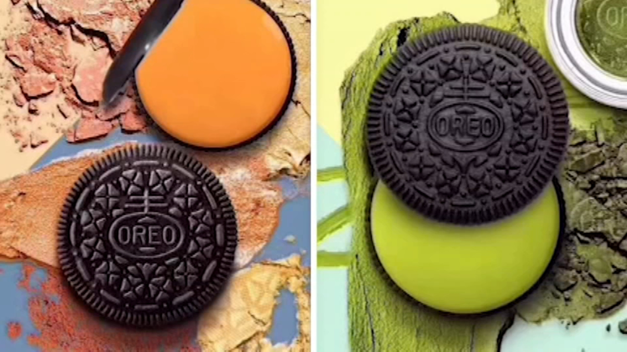 Oreo rolls out new wasabi and hot chicken wing flavored cookies. Gray Hall reports during Action News at 10 a.m. on September 2, 2018.