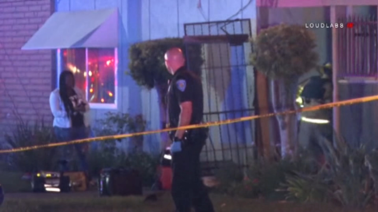 10 shot at California apartment complex. Nydia Han reports during Action News Mornings on September 3, 2018.