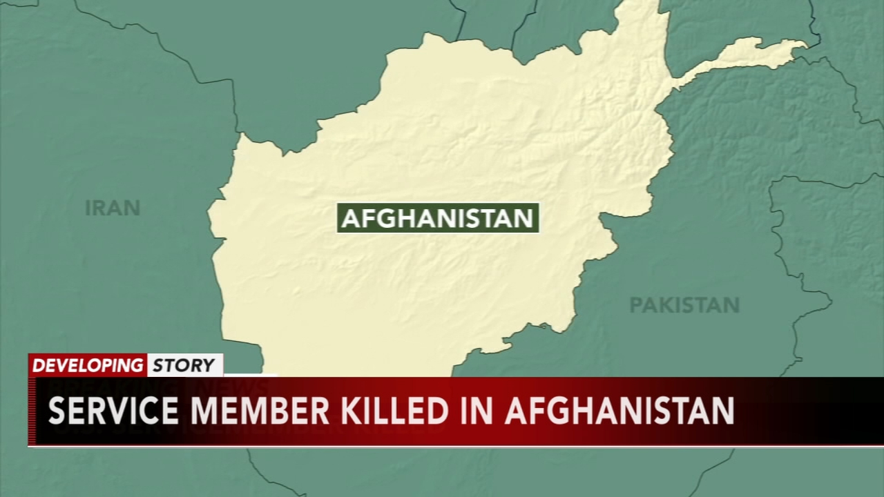 US service member killed, another wounded in Afghanistan. Sarah Bloomquist reports during Action News at 12:30 p.m. on September 3, 2018.