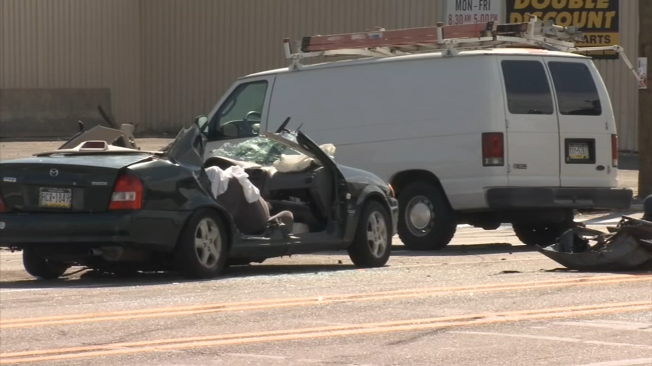 1 dead in crash in Southwest Philadelphia. Watch this report from Action News at 5pm on September 3, 2018.