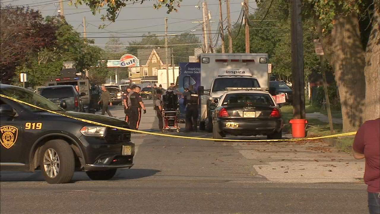 Millville standoff ends after evacuations. Katherine Scott reports during Action News at 12:30 p.m. on September 4, 2018.