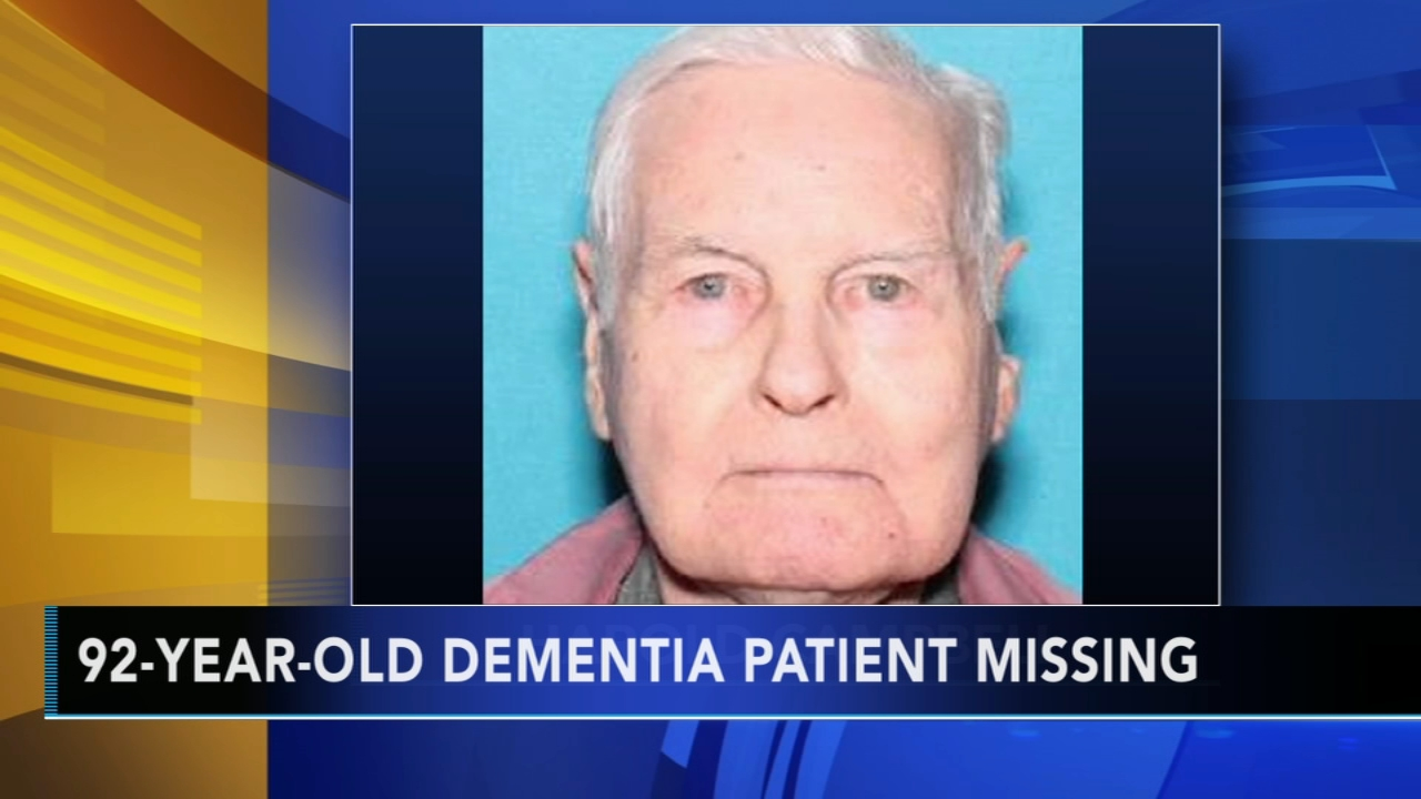 Search for endangered elderly man with dementia in Philly. Sharrie Williams reports during Action News at 4:30 p.m. on September 4, 2018.