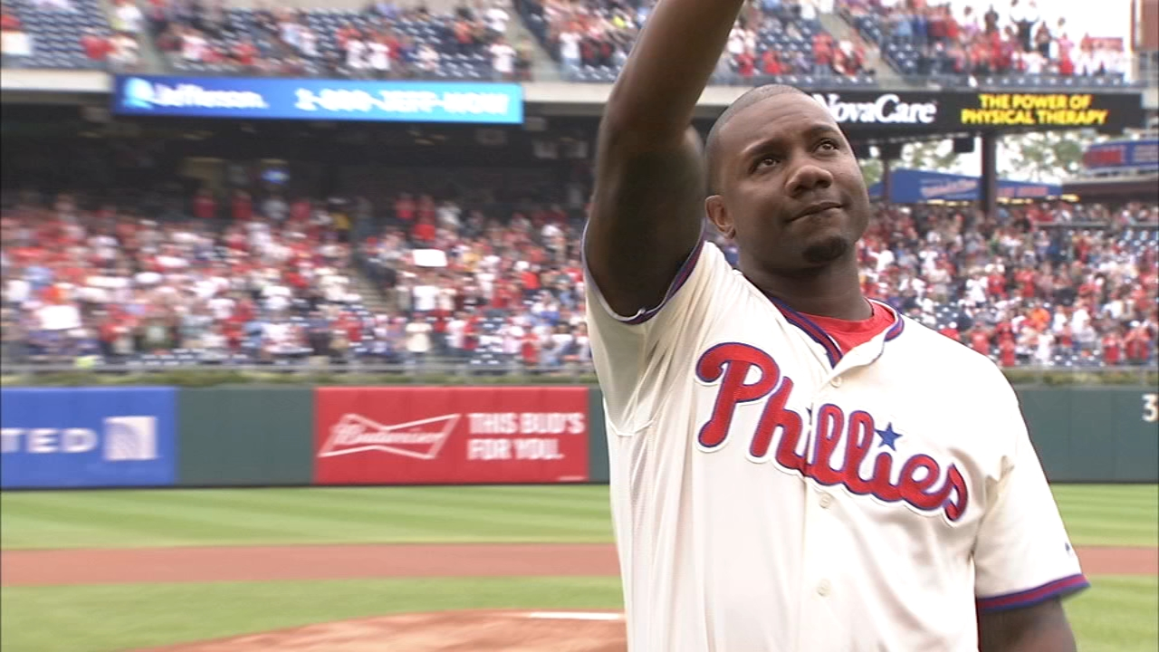 Ryan Howard officially retires with Thank You, Philly letter. Watch this 6abc.com update from September 4, 2018.