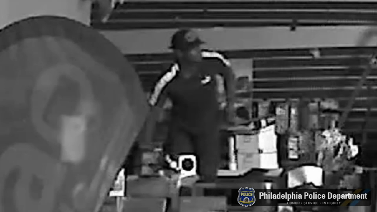 Suspect sought in wireless store burglary in Overbrook. Sarah Bloomquist reports during Action News at 12 p.m. on September 5, 2018.