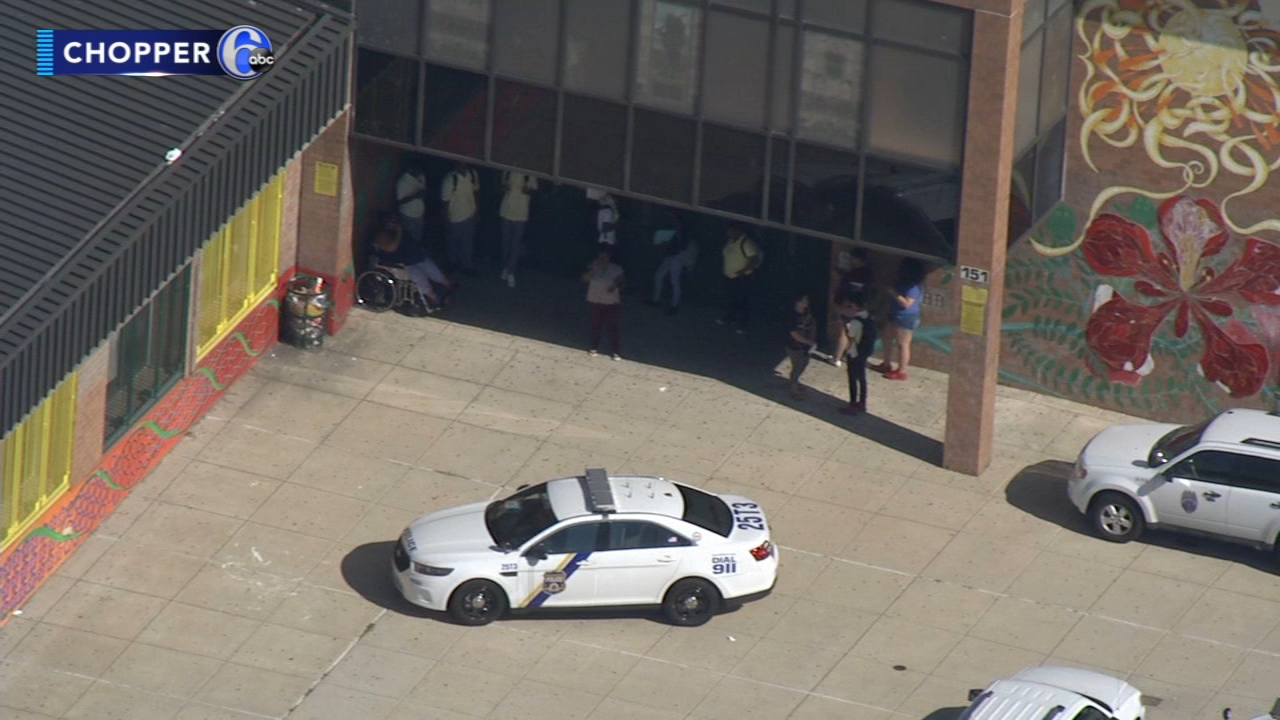 Lockdown lifted at Edison High School in Hunting Park. Rick Williams reports during Action News at 12 p.m. on September 5, 2018.
