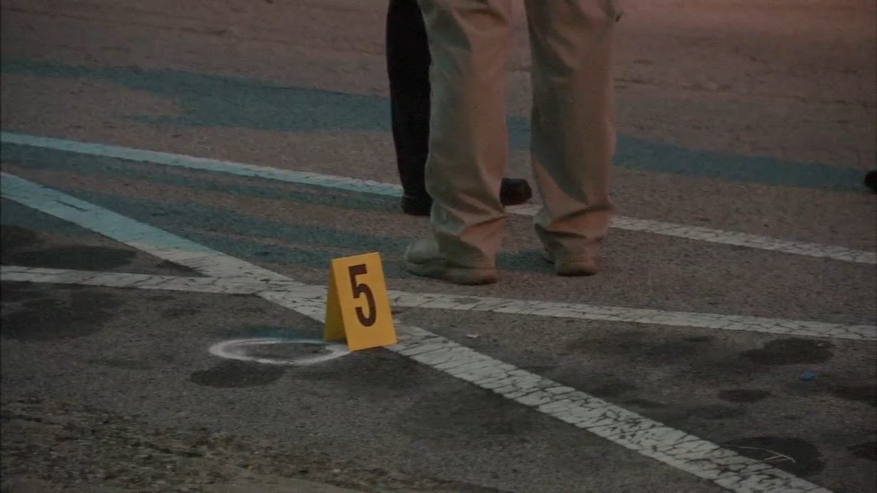 Police said a 20-year-old man and an 18-year-old woman were shot as reported during Action News at 10 on September 5, 2018.