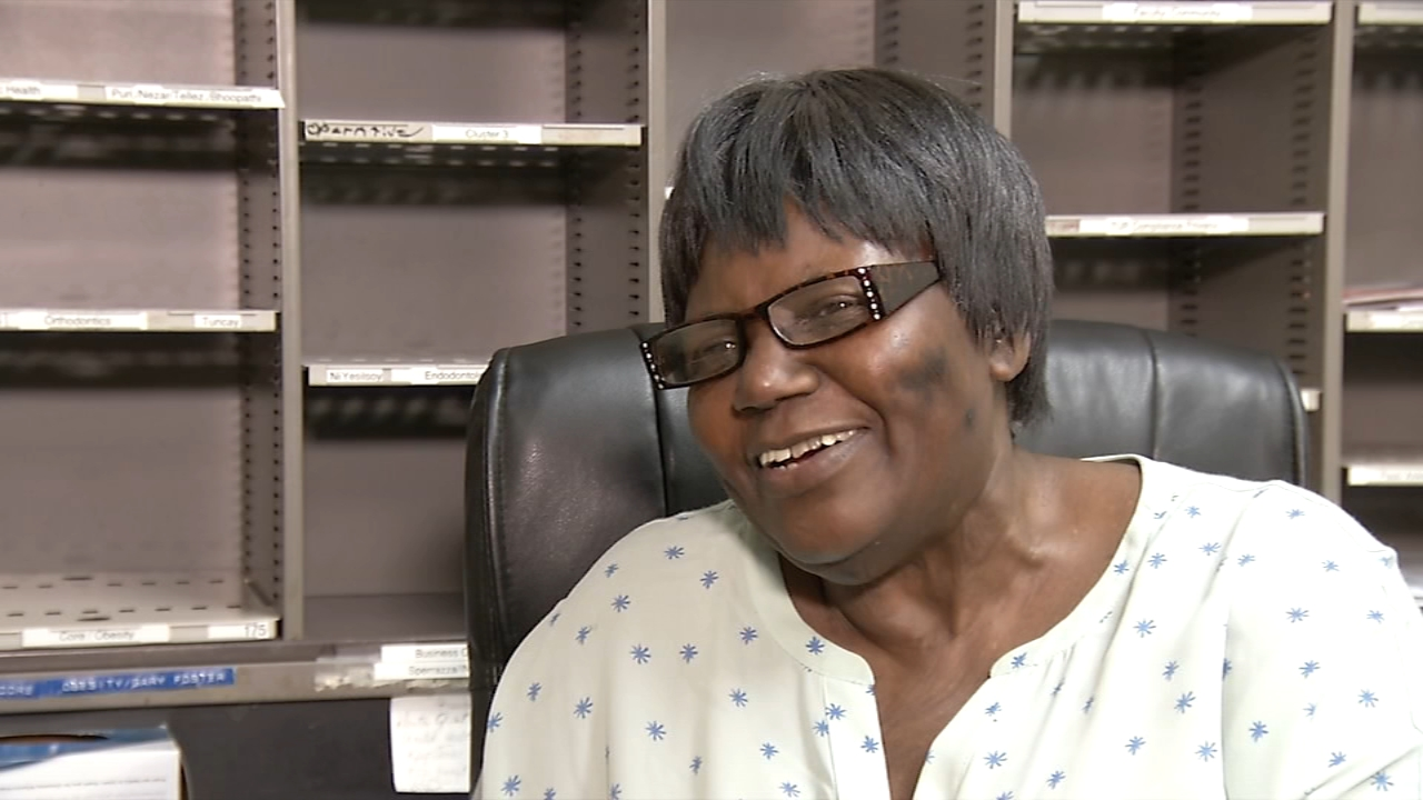 Art of Aging: Meet Dorothy Johnson, aka Ms. Dot. Tamala Edwards reports during Action News at 12 p.m. on September 6, 2018.
