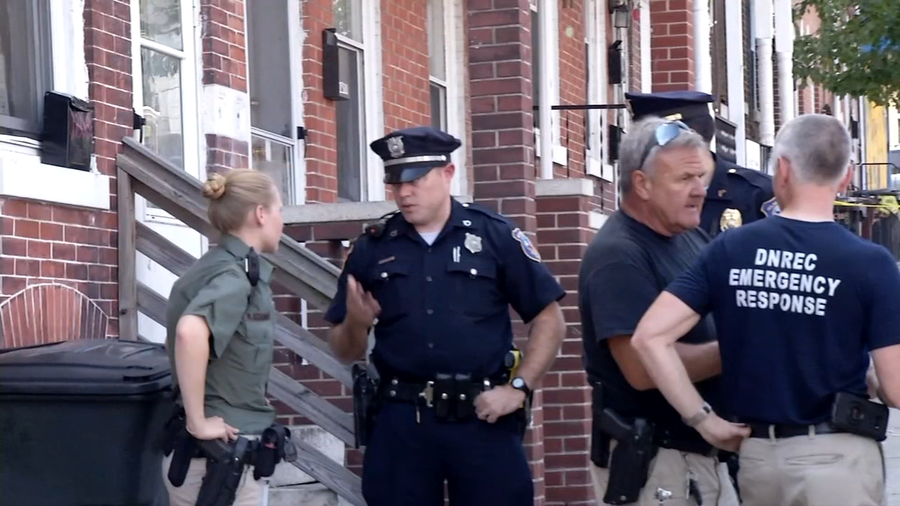 First responders sickened during overdose investigation in Wilmington, Delaware.  Watch raw video from the Action Cam on September 6, 2018.