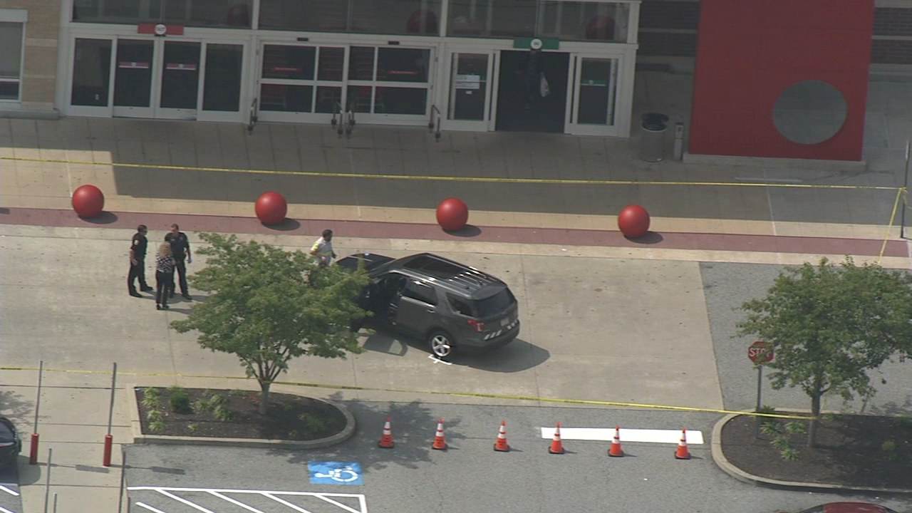 Pedestrian struck by SUV in front of Target in Malvern. Sharrie Williams reports during Action News at 4 p.m. on September 7, 2018.