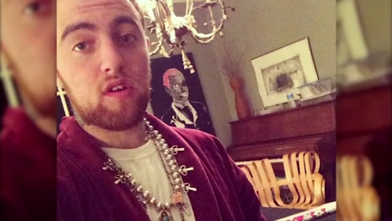 Family: Rapper Mac Miller has died at age 26. Jeff Chirico reports during Action News at 11 p.m. on September 7, 2018.