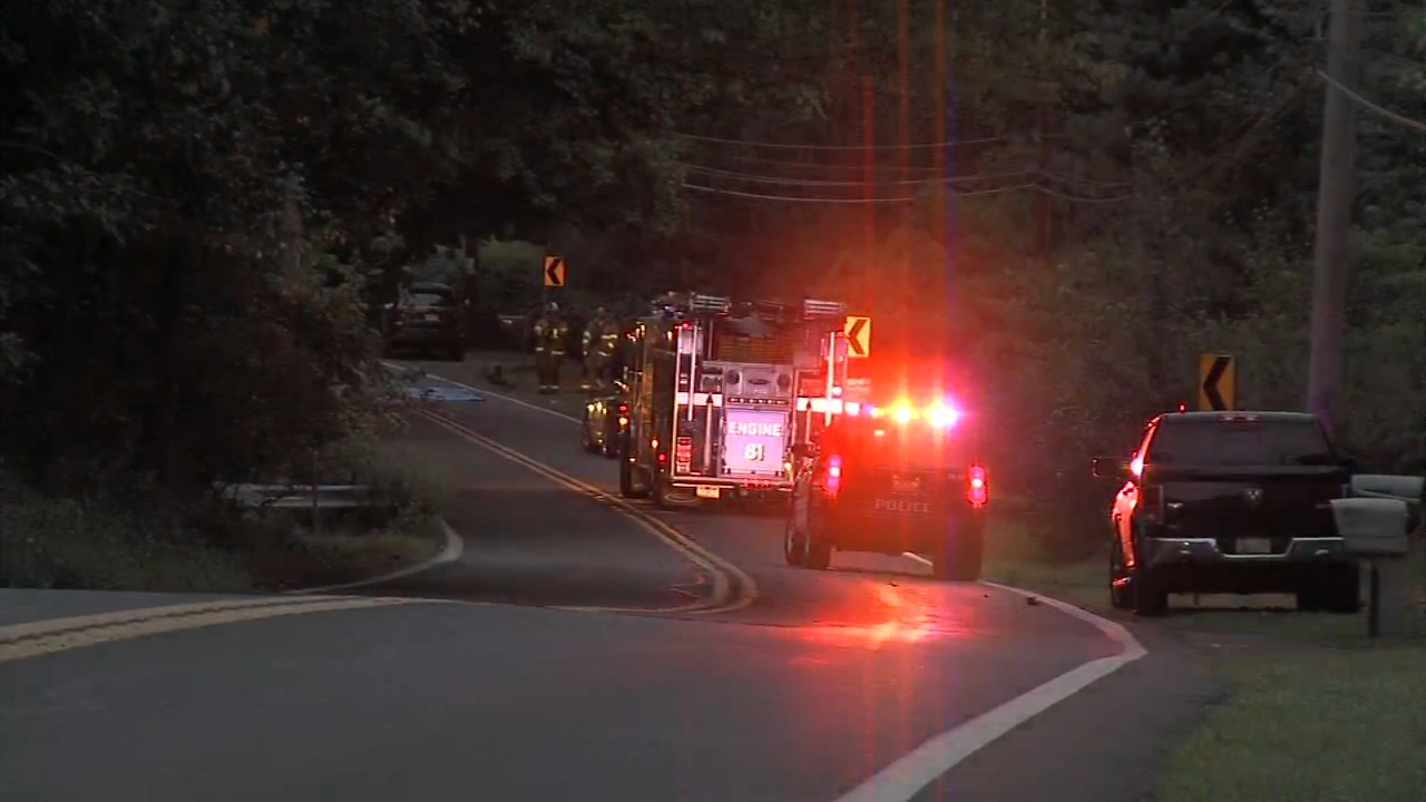Motorcyclist killed in Bucks County crash. Watch this report from Action News at 11pm on September 8, 2018.