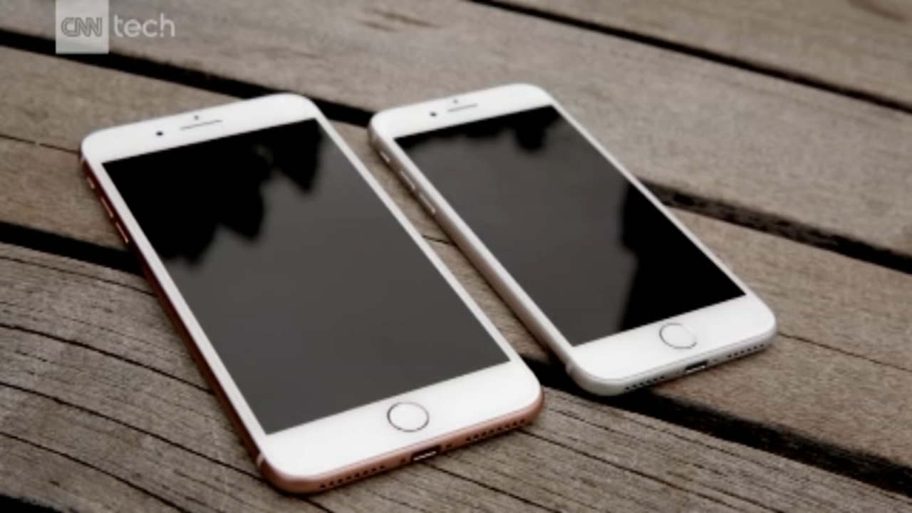 Apple recalling number of iPhone 8s for manufacturing defect. Gray Hall reports during Action News at 6 a.m. on September 8, 2018.