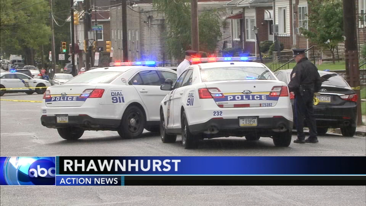 Police investigate shooting in the citys Rhawnhurst section. Watch this report from Action News at 10pm on September 8, 2018.