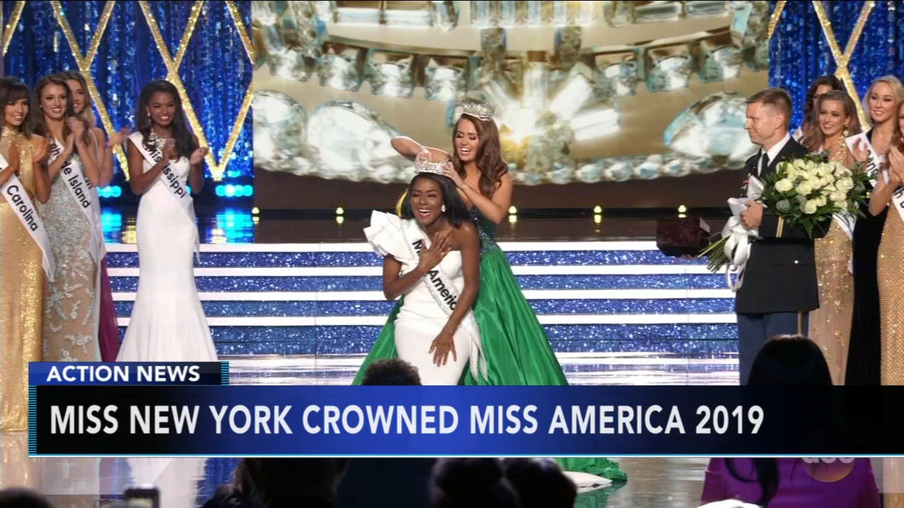 Miss New York crowned Miss America 2019: as seen on Action News at 11 p.m., September 9, 2018