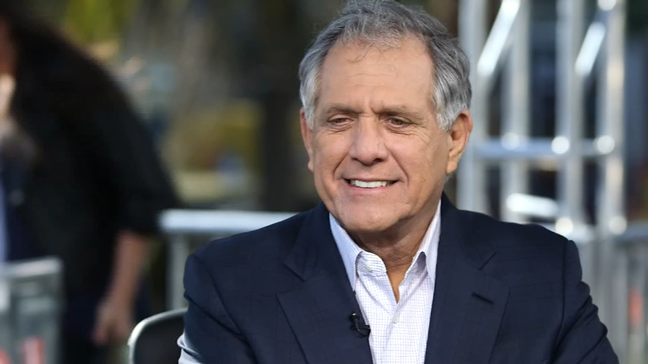 Les Moonves resigns from CBS: as seen on Action News at 11 p.m., September 9, 2018
