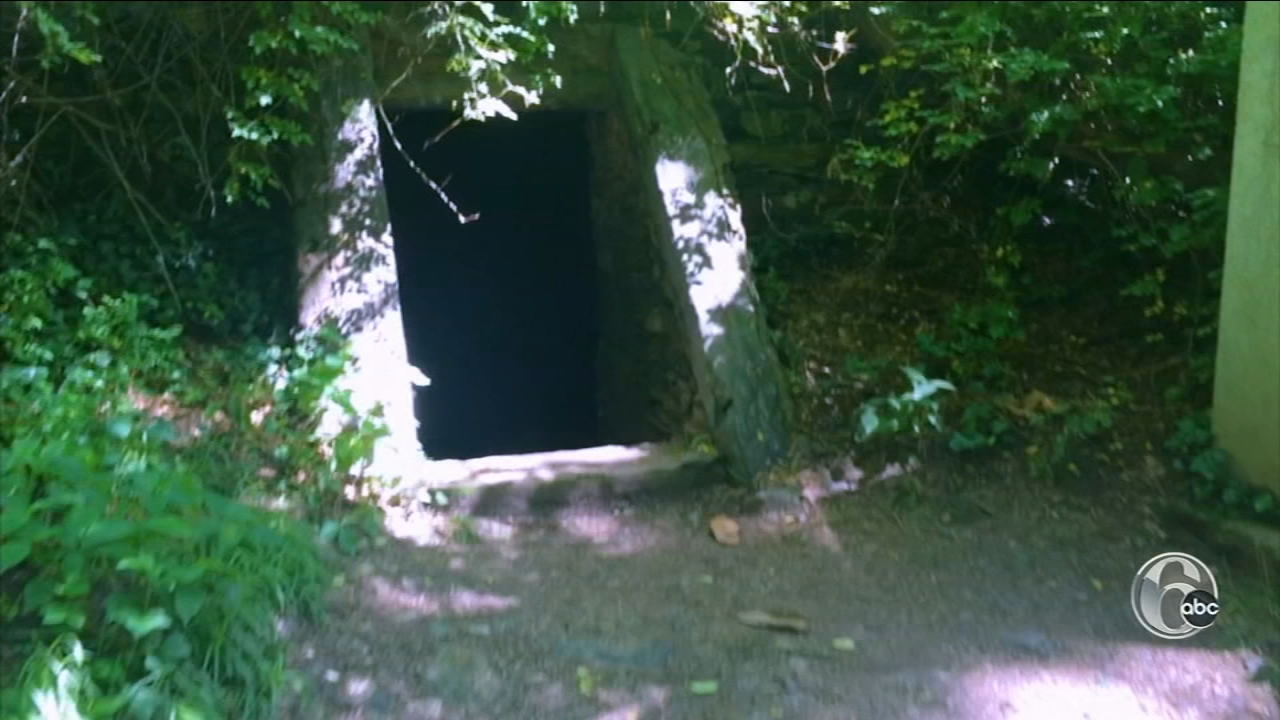 Jeannette Reyes goes to the location of the monks of the Wissahickon, hermits who burrowed in the Cave of Kelpius, awaiting the end of the World
