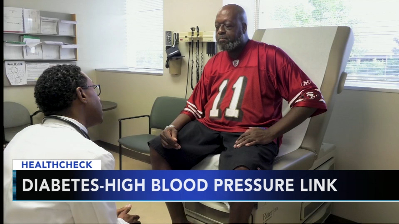 Doctors find new link between diabetes and high blood pressure: Monica Malpass reports during Action News at 5pm on September 11, 2018.