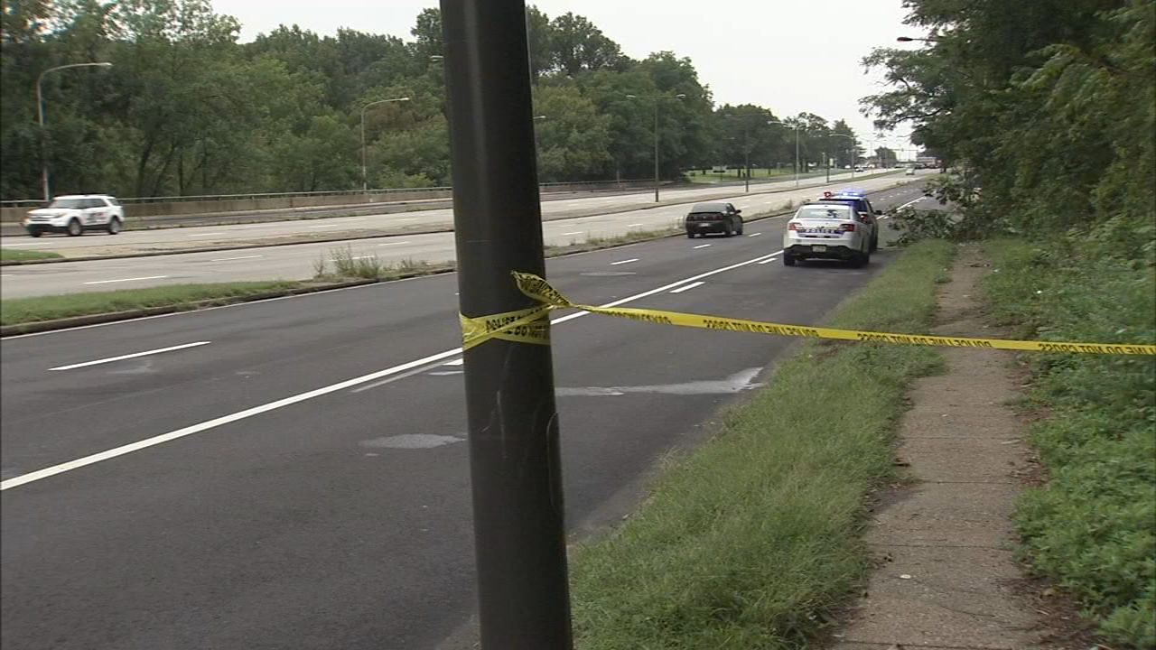 Man killed in vehicle crash on Roosevelt Boulevard. Sharrie Williams reports during Action News at 4:30 p.m. on September 11, 2018.