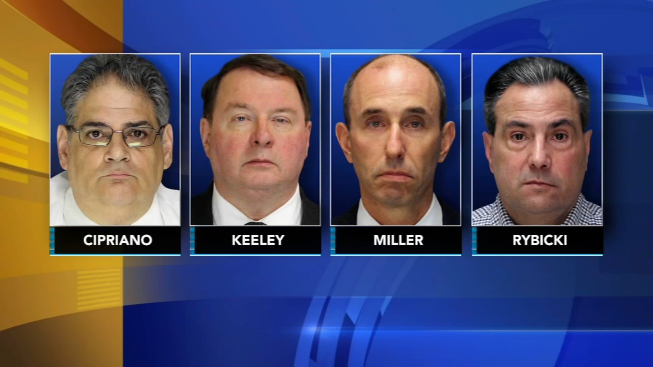 Four Montgomery County doctors accused of illegally prescribing opioids. Walter Perez reports during Action News at 4:30 p.m. on September 12, 2018.