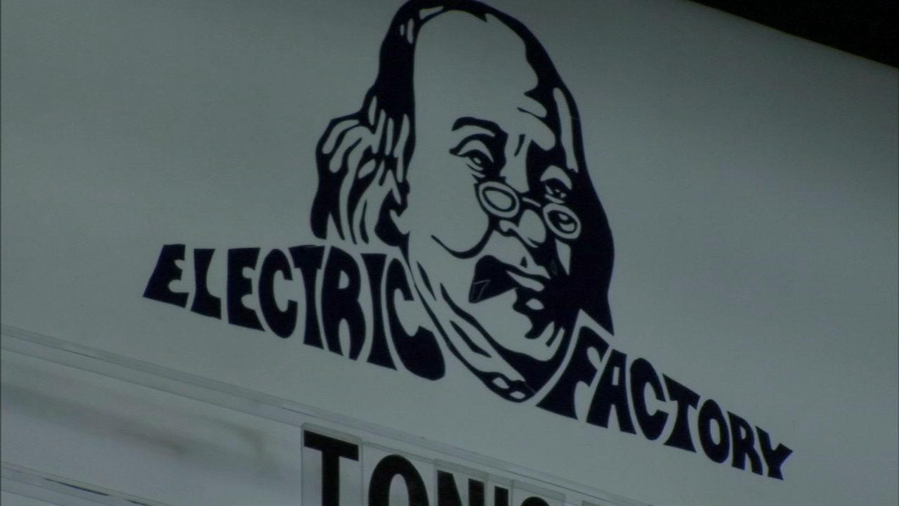 Electric Factory sold, new owners plan new name contest. Watch the report from Action News at 5 p.m. on September 12, 2018.