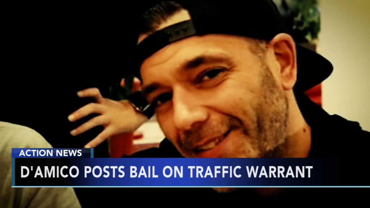 Man in GoFundMe case posts bail on traffic warrant. Tamala Edwards reports during Action News Mornings on September 12, 2018.