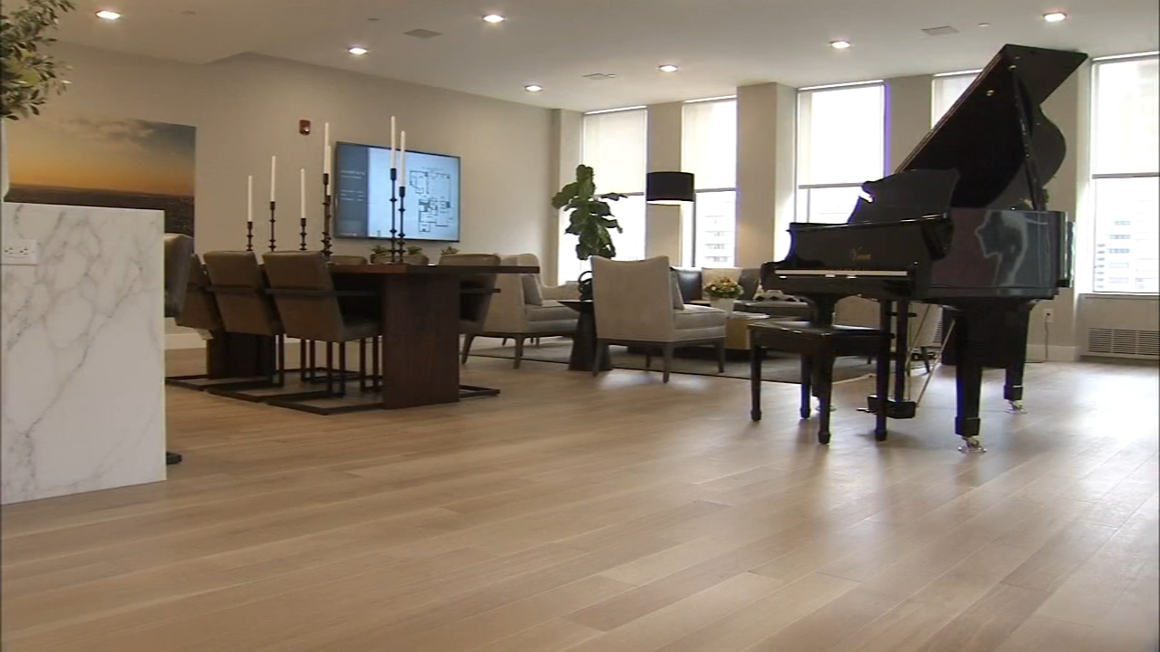 New luxury condos headed to Rittenhouse Square: Vernon Odom reports on Action News at 6 p.m., September 13, 2018