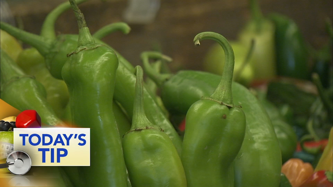Kathleen from Whole Foods has a way to heat up your next meal with hatch chile peppers.