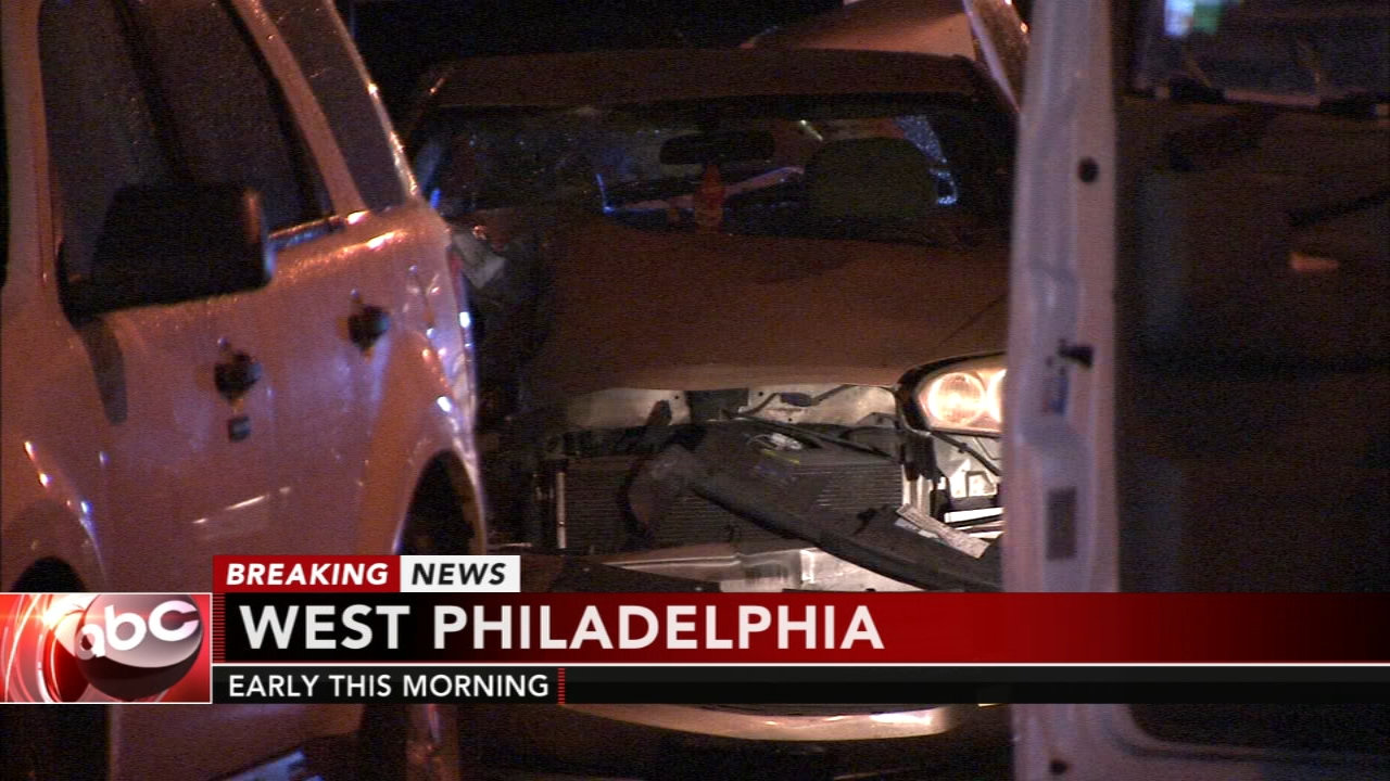 2 arrested after fleeing police in West Philadelphia. Tamala Edwards reports during Action News Mornings on September 14, 2018.