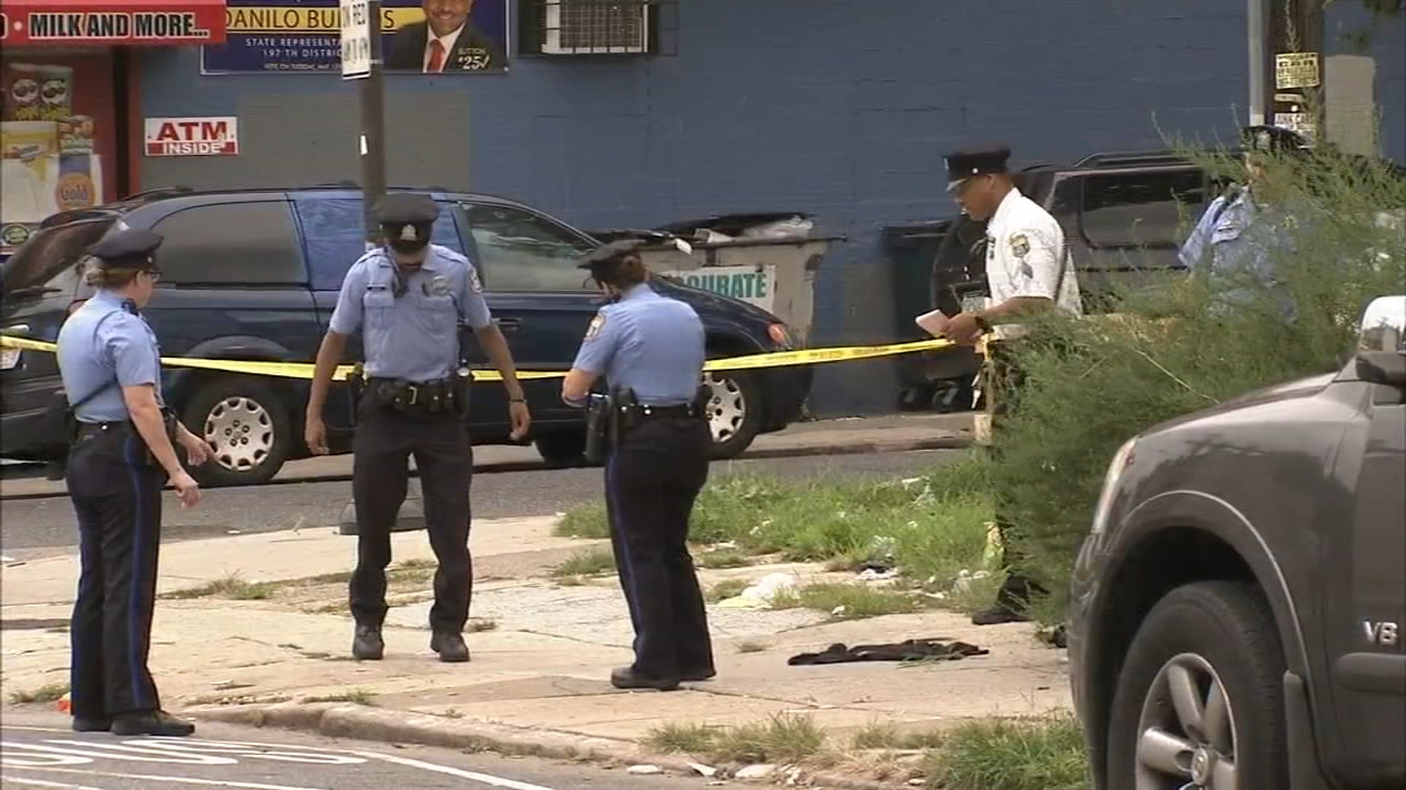 3 men critical after shooting in North Philadelphia. Walter Perez reports during Action News at 7 p.m. on September 15, 2018.