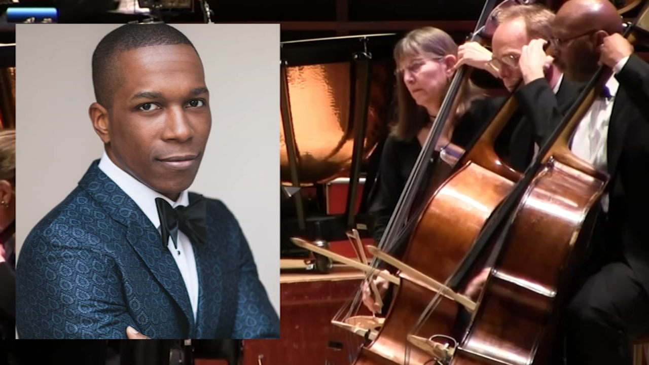 Philly Pops to celebrate 40th season with Hamiltons Leslie Odom Jr. Karen Rogers reports during Action News at 7 a.m. on September 16, 2018.