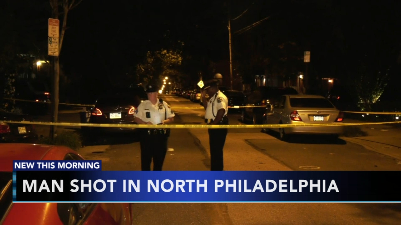 Man shot near Temple student housing in North Philadelphia. Nydia Han reports during Action News at 6 a.m. on September 16, 2018.