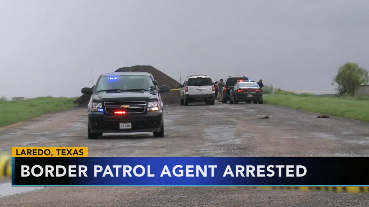 US Border Patrol agent charged in 2-week killing spree. Nydia Han reports during Action News at 7 a.m. on September 16, 2018.
