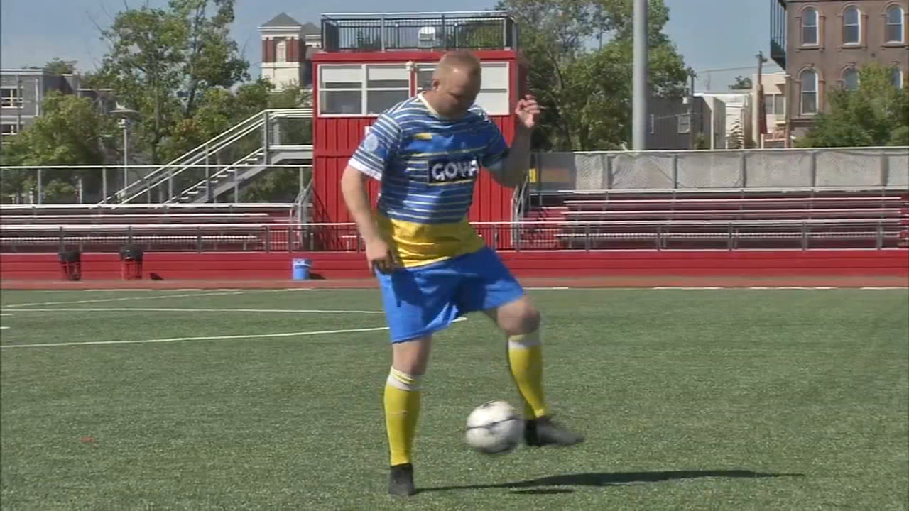 Soccer fans gather in North Philadelphia to celebrate the Philadelphia Unity Cup. Bob Brooks reports during Action News at noon on September 16, 2018.
