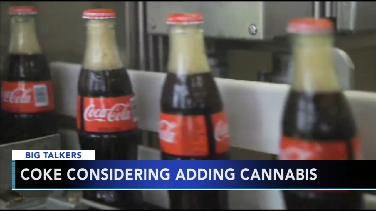 Cannabis Coke? Alicia Vitarelli reports during Big Talkers at 4:30 p.m. on Action News.