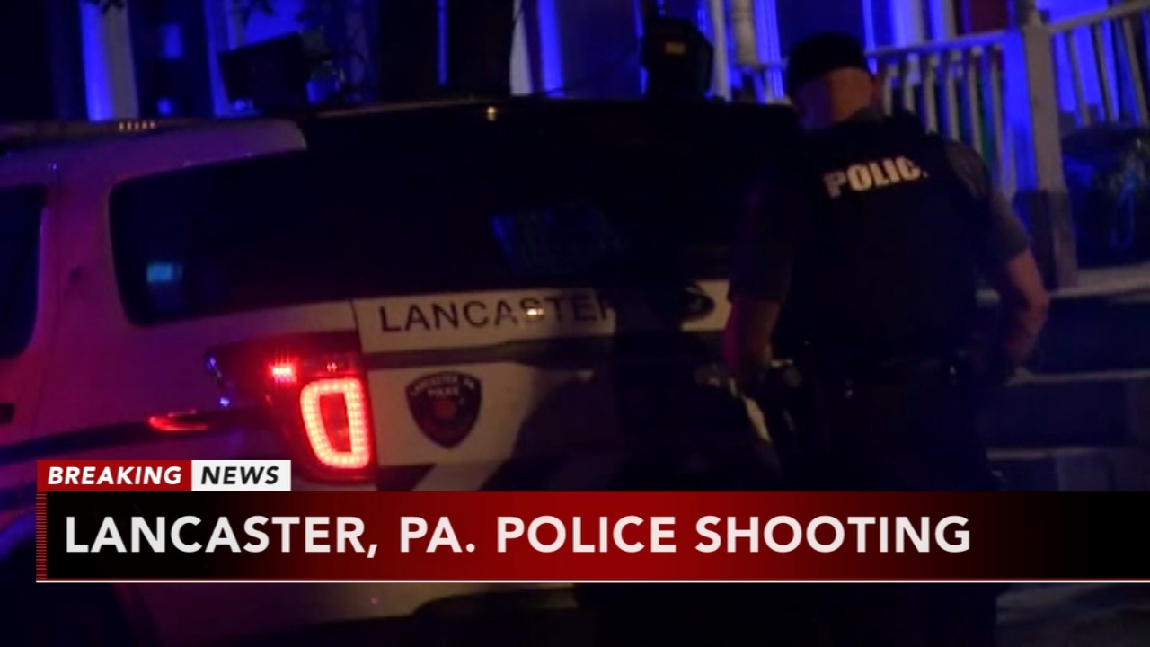 Police-involved shooting in Lancaster, Pa. Matt ODonnell reports during Action News Mornings on September 17, 2018.