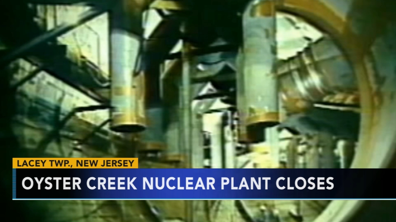 Oldest US nuclear plant shuts down after nearly 49 years. Jim Gardner reports during Action News at 6 p.m. on September 17, 2018.