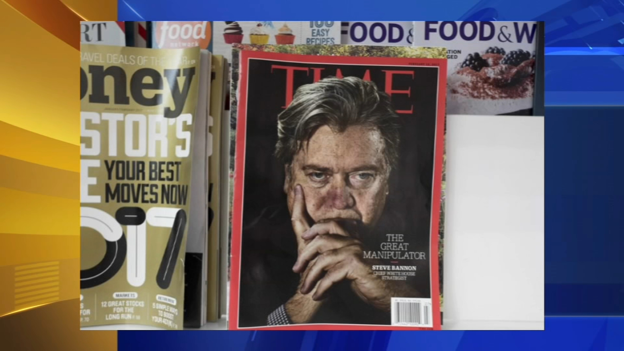Time magazine sold for $190 million. Maribel Aber reports during Action News Mornings on September 17, 2018.