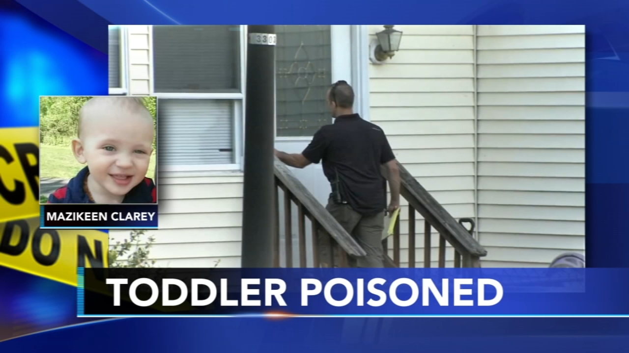 Mother charged in death of Tullytown todder: Bob Brooks reports on Action News at 5 p.m., September 18, 2018