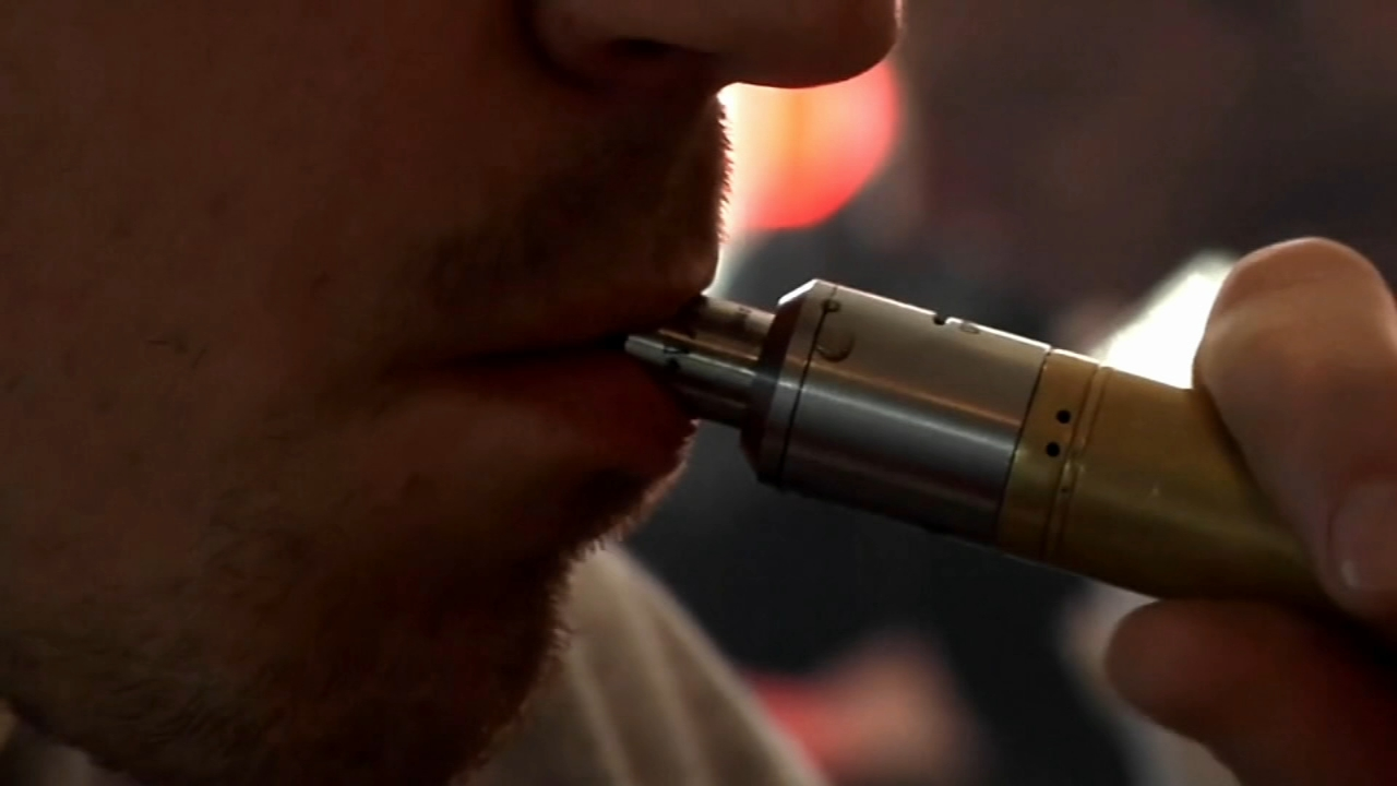 FDA launches first campaign aimed at e-cigarettes: Ali Gorman reports during Action News at 5pm on September 18, 2018.