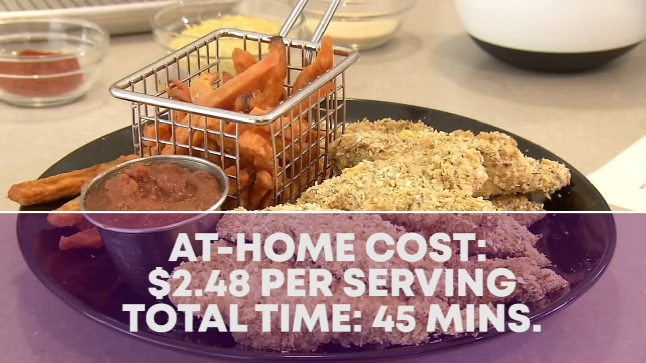 Jessica helps you save money and calories with a yummy recipe for a popular takeout dish.