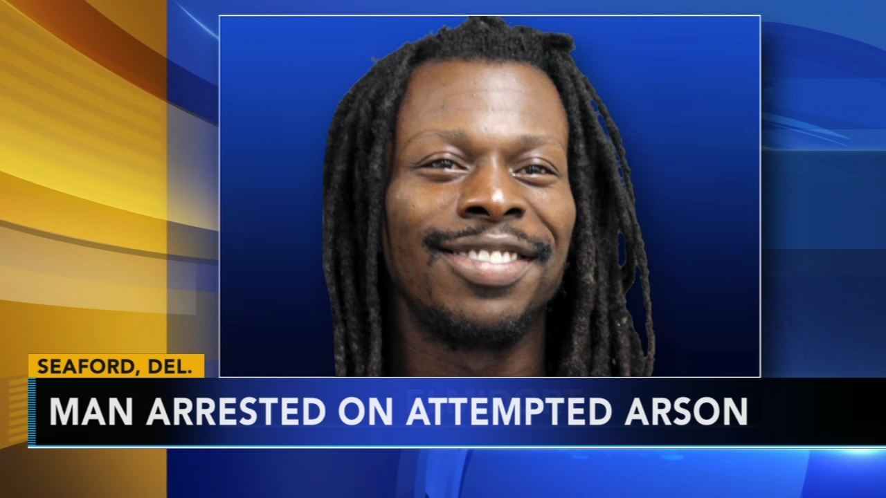 Man charged with attempted arson in Sussex County. Matt ODonnell reports during Action News at 4 a.m. on September 19, 2018.