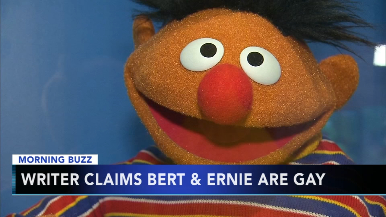 Sesame Street Workshop denies claims that Bert and Ernie are gay. Tamala Edwards reports during Action News at 5 a.m. on September 19, 2018.
