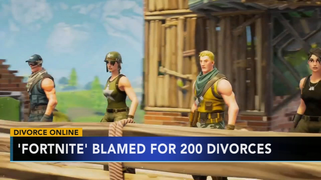 Fortnite cited as reason for divorce of 200 UK couples. Matt ODonnell reports during Action News at 4 a.m. on September 19, 2018.