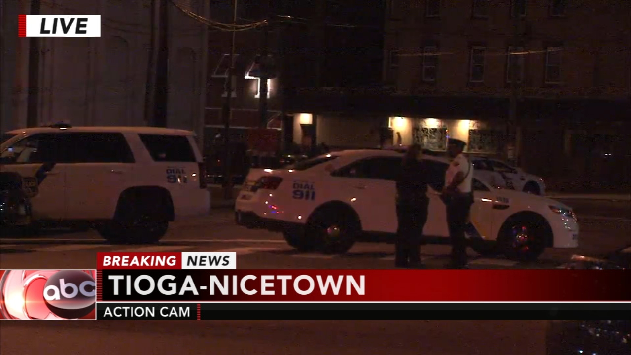 Shots fired from inside barricaded home in Tioga-Nicetown. Katherine Scott reports during Action News at 5 a.m. on September 19, 2018.