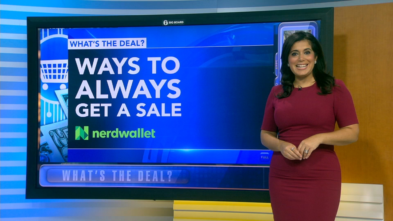 Whats the Deal: Ways to always get a sale - Alicia Vitarelli reports during Action News at 4:30pm on September 19, 2018.