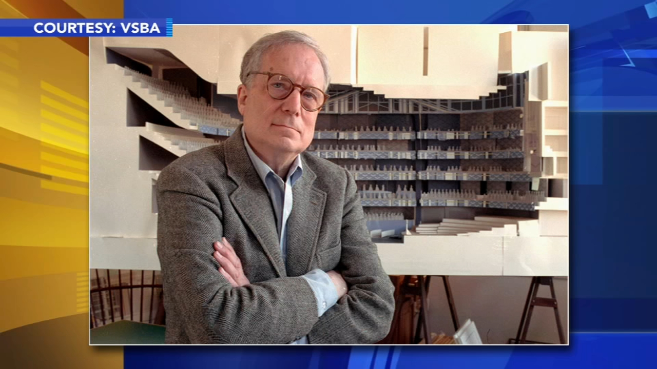 Architect Robert Venturi, who rejected austere modern design, has died as reported during Action News at 11 on September 20, 2018.