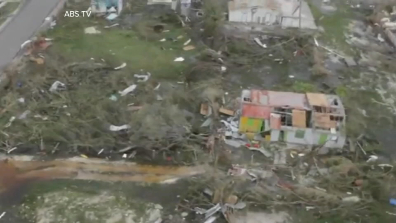 Hurricane Maria: One year later. Jeannette Reyes reports during Action News at 12:30 p.m. on September 20, 2018.