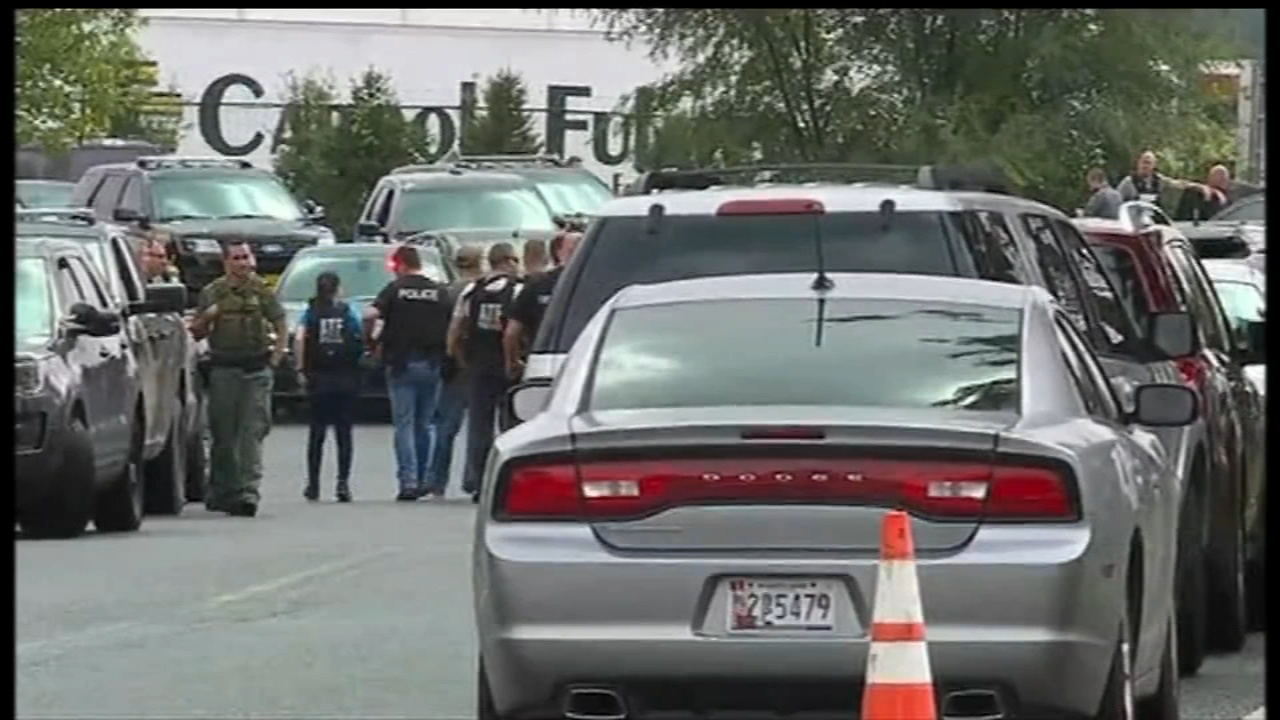 4 dead in Maryland Rite Aid warehouse shooting. Watch the report from Chad Pradelli on Action News at 6 p.m. on September 20, 2018.
