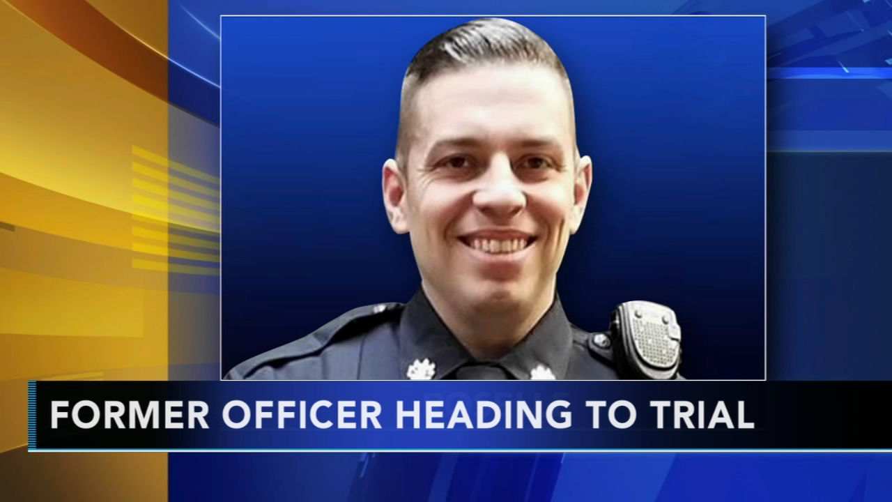Former officer heading to trial for South Whitehall shooting. Watch the report from Action News at 10 p.m. on September 20, 2018.